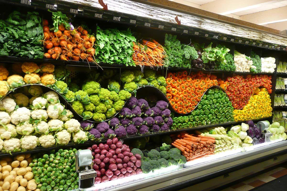 فروشگاه میوه و تره بار | سروبان