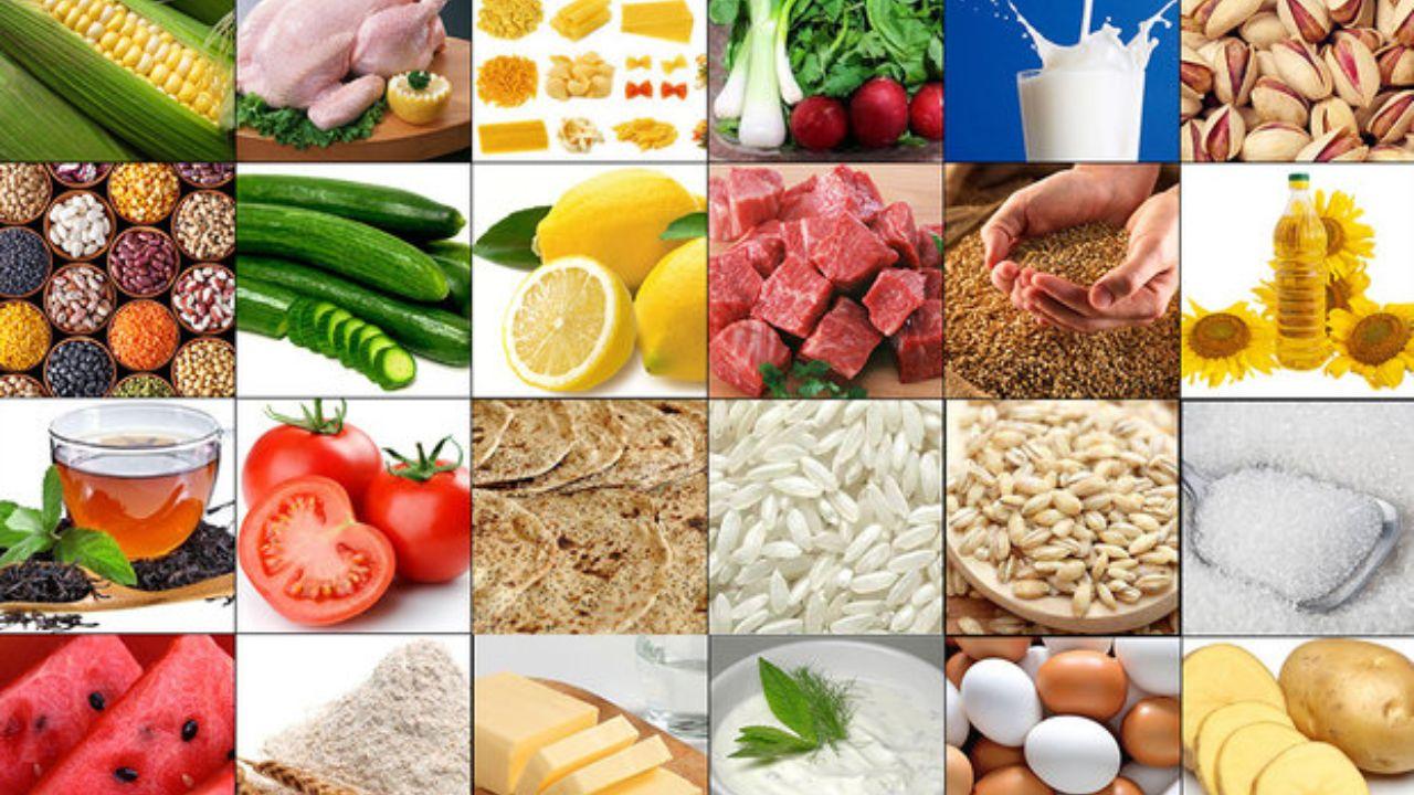 واردات محصولات کشاورزی   سروبان