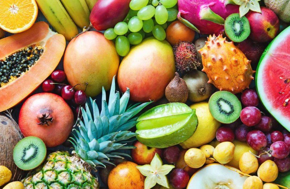 روشهای مورد استفاده برای افزایش رنگ گیری میوه